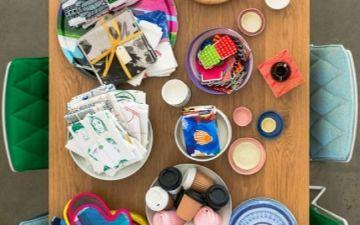 Ideias de decoração para a sua casa ficar mais colorida