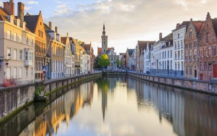 10 razões para ir a Bruges