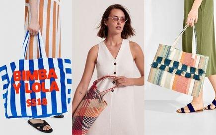 Sacos de praia: 24 modelos para usar este verão (e levar tudo consigo!)