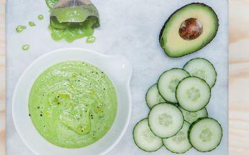 Gaspacho verde: uma deliciosa receita com inúmeros benefícios