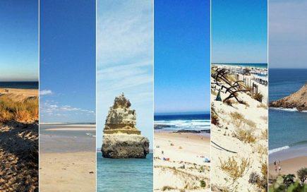 Praias no Algarve que tem de conhecer