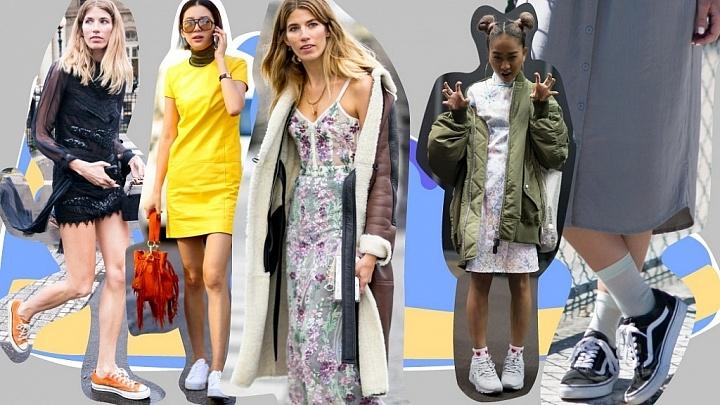 Vestido no inverno: com tênis ou bota, 10 formas de usar