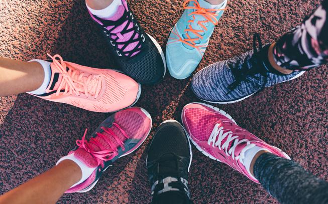 Estes são os melhores ténis para caminhada. Pronta para começar?
