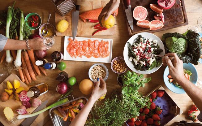 Alimentos anti-stresse: respire, acalme-se e vá ao supermercado