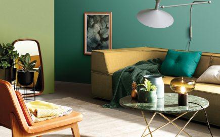 Sala de estar: saiba como dar uma nova vida. Não é preciso muito!
