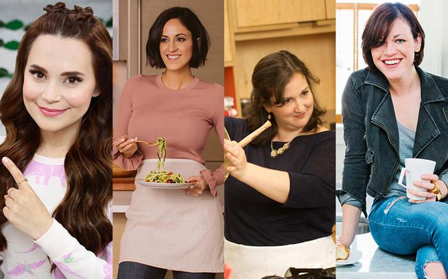 Aprenda a cozinhar com os top foodies mais influentes do mundo
