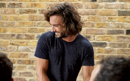 3 receitas saudáveis do guru do fitness, Joe Wicks