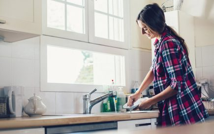 Limpar a casa em 30 minutos, todos os dias. Aceite o desafio!