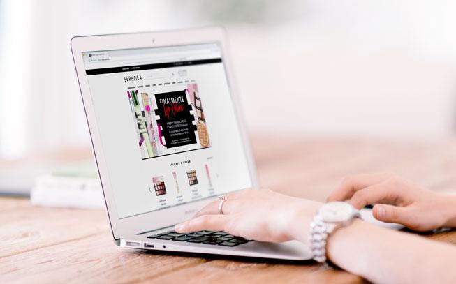 A loja online Sephora já chegou. Veja os nossos produtos favoritos