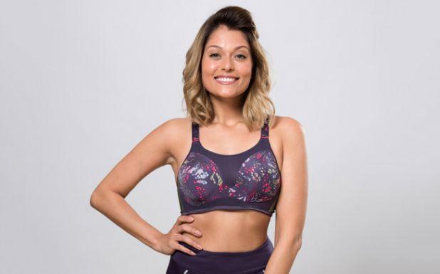 Vanessa Alfaro perdeu 20 quilos e entra no novo vídeo da Triumph