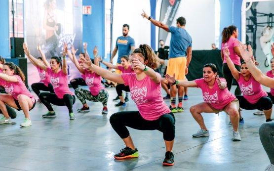 open mag 2017 - aulas de fitness