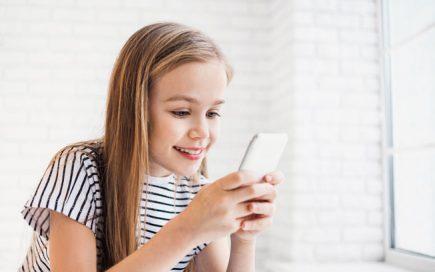 4 passos simples de proteger os miúdos no Instagram