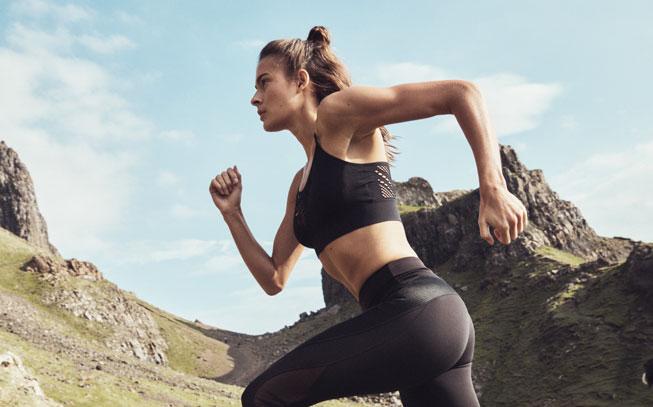 Vai começar a fazer exercício físico? Leve estas roupa de treino consigo