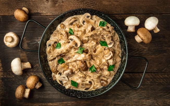 Strogonoff: em apenas 20 minutos este prato está pronto