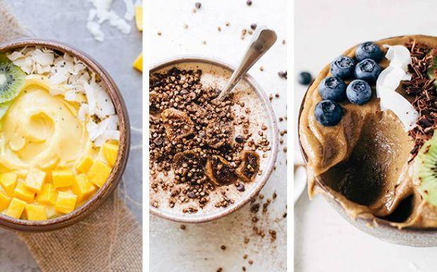 22 bowls deliciosas (e algumas gulosas) para qualquer hora do dia