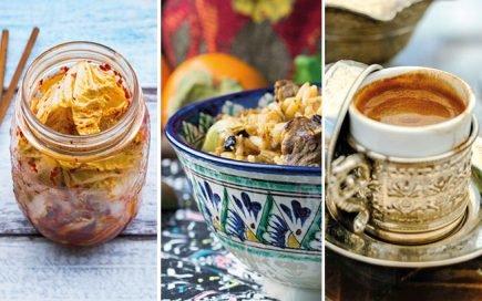A sua cultura gastronómica vai ser mais apurada depois destes 17 pratos