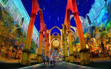 Lisbon Under Stars: o novo espetáculos de videomapping sobre Lisboa
