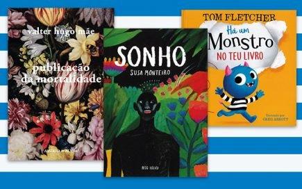 Oito livros para ler em maio (para miúdos e adultos)