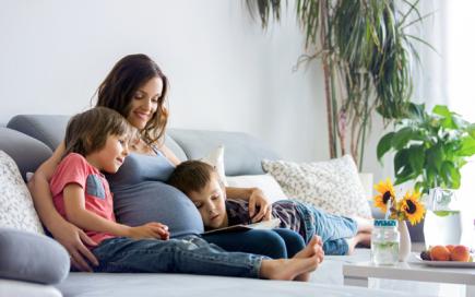 Ser uma mãe moderna é exigente. Não se anule e siga estes passos