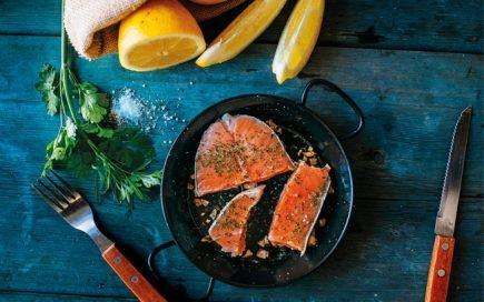 Comer peixes gordos pode ajudar com a depressão