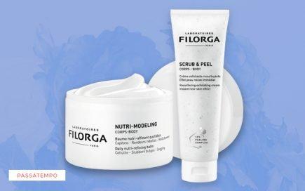 Ganhe um dos kits FILORGA Scrub & Peel para o corpo que temos para si