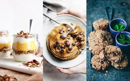 receitas de pequeno-almoço