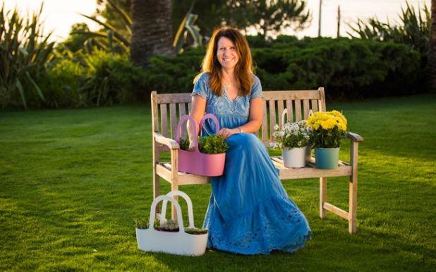 workshop de jardinagem no Open Mag com Teresa Chambel