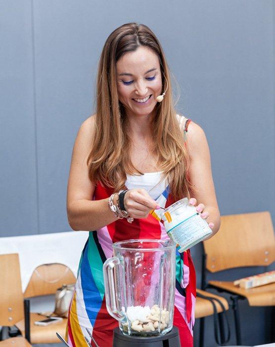 workshop doces saudáveis com Patrícia Costa