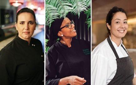 Estas chefs portuguesas estão a dominar estes restaurantes