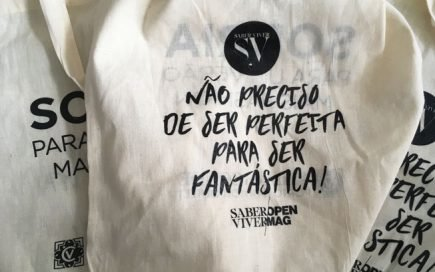 "A vencedora do ""Maior Goodie Bag do Mundo"" é..."