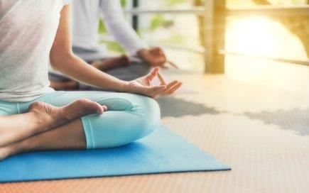aula de chocolate yoga é tendência