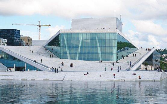 Ópera e Ballet da Noruega, Oslo