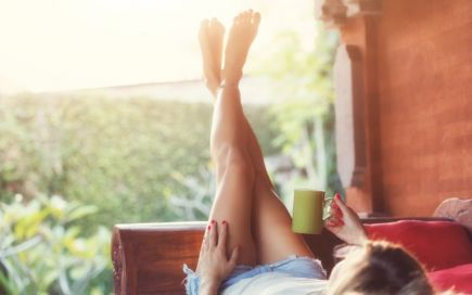 pernas cansadas e pesadas: conselhos e aliados
