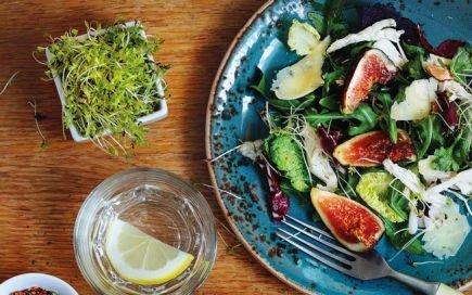 A dieta mediterrânica previne doenças e é anti-poluição