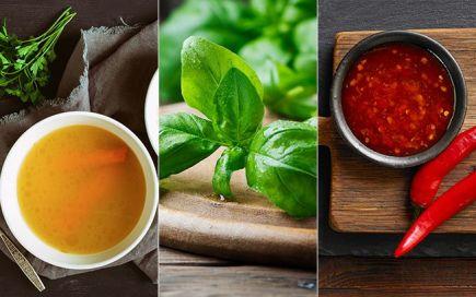 Temperos saudáveis: faça em casa e dê mais sabor (e saúde) aos seus pratos