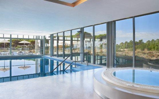 piscina interior aquecida the spa, The Oitavos, Cascais