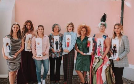 Dream Gap Project: a Barbie homenageou mulheres portuguesas