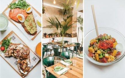 6 novos restaurantes saudáveis em Lisboa a ir brevemente