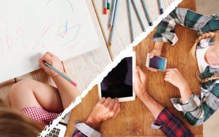 duelo de mães: educar com ou sem tablets?