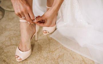 Sapatos de noiva: rasos, altos e confortáveis para um casamento arrasador