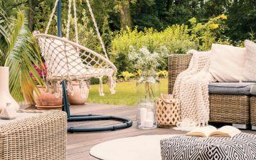 Inspire-se nestas 20 ideias de decoração de jardim