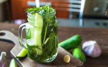 Picles de pepino. Uma receita tradicional para conservar legumes
