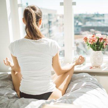 Meditação do mês: a respiração que vai e vem