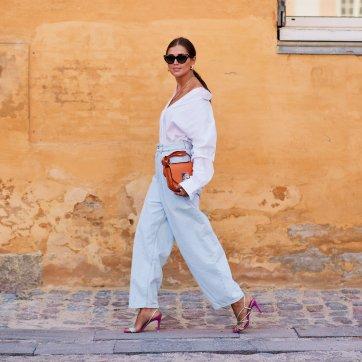 As calças largas são para quem quer estar confortável (sem perder estilo)