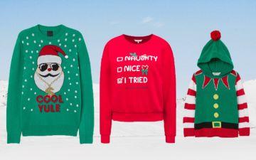 14 camisolas de Natal pirosas (mas amorosas) para toda a família