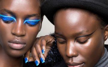 Alguém falou em eyeliner? As tendências que se destacaram na passerelle