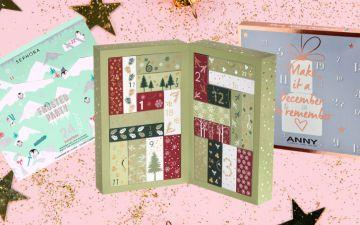 19 calendários do advento para fazer a contagem decrescente até ao Natal