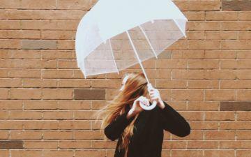 Não saia de casa sem um destes 14 guarda-chuvas