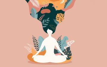 Meditação do mês: Humming ou respiração Bhramari, para acalmar o cérebro