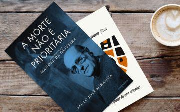 Livros para oferecer no Natal: as sugestões do autor Paulo José Miranda